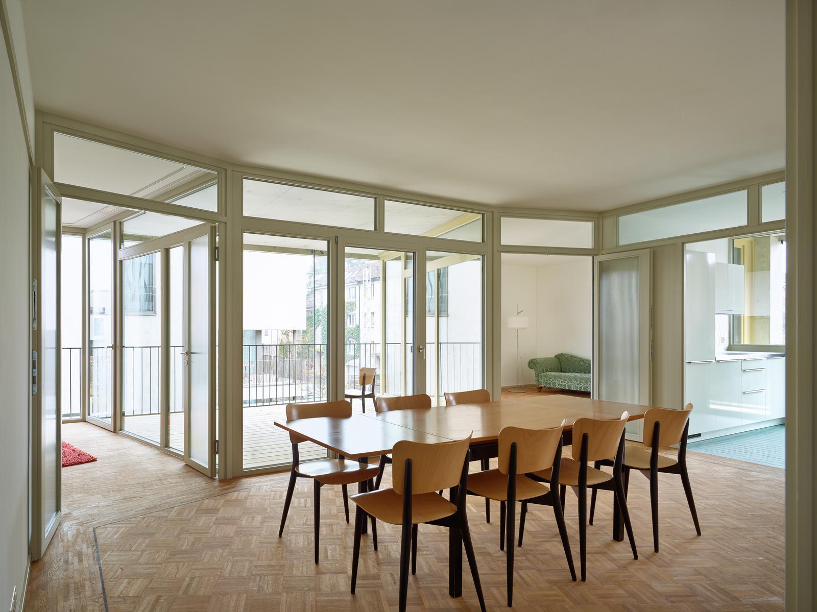 Apartment Buildings Schönberg-Ost, Berne | Esch Sintzel Architekten
